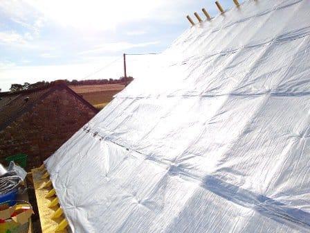 SKYTECH : Refurbishment of a farmhouse