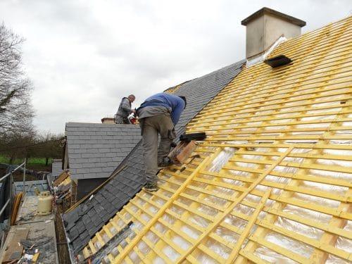 Refurbishment of a farmhouse in Brittany