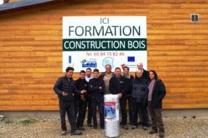 SKYTECH PRO XL : Formation des compagnons du Tour de France