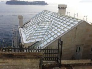 SKYTECH : Rénovation thermique et acoustique en Croatie