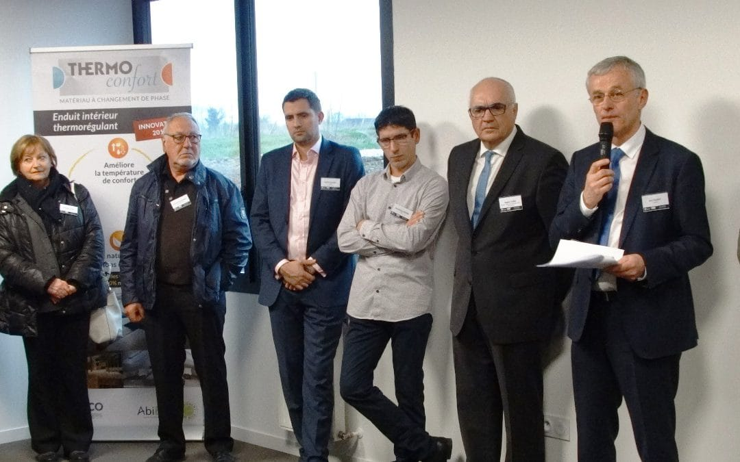 Inauguration réussie pour le Groupe WINCO