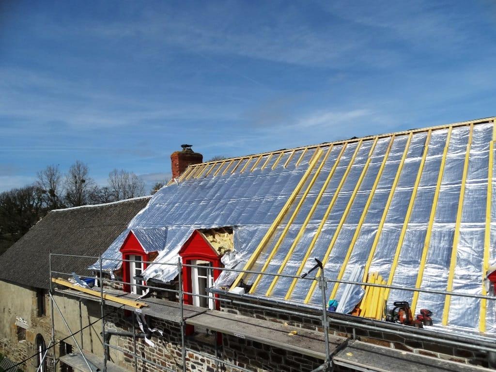 Le skytech pro xl isolant technique winco technologies for Isolation thermique toiture renovation