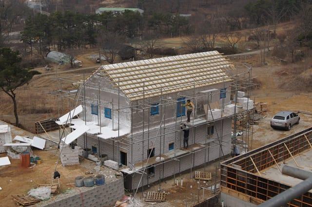 SKYTECH PRO XL : isolation continue sur 2 constructions bois