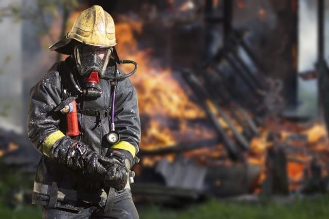 Incendie en Toiture et Façade