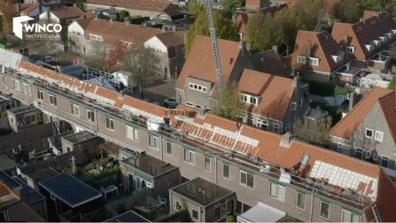 Renovation of an 11 000 m² condominium with Skytech Pro XL