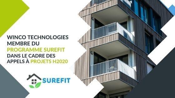 Programme SUREFIT : rénovation haute performance énergétique des bâtiments européens