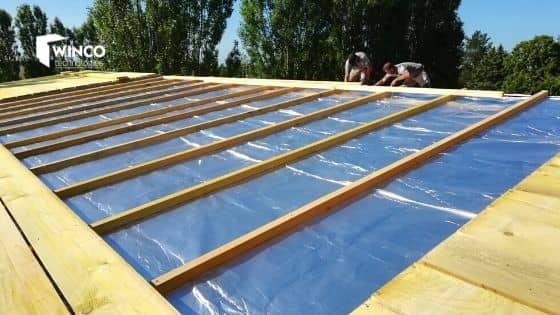 Quelle épaisseur pour une isolation sous toiture ?